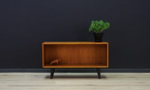CABINET RETRO DANISH DESIGN TEAK RETRO