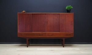 HIGHBOARD DANISH DESIGN TEAK CLASSIC RETRO 60/70