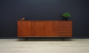 SIDEBOARD DANISH DESIGN 60 70 RETRO TEAK