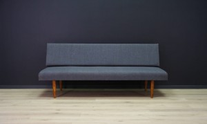 DANISH DESIGN WALL MOUNTED SOFA VINTAGE RETRO
