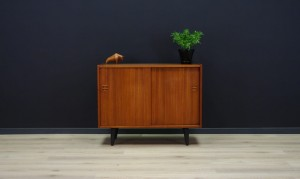 TEAK CABINET 60 70 DANISH DESIGN RETRO