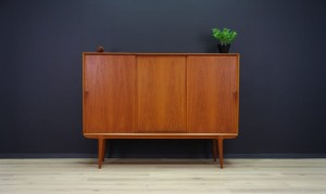 GUNNI OMANN HIGHBOARD TEAK DANISH DESIGN CLASSIC