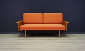 RETRO SOFA DANISH DESIGN ESCHE DAYBED 60/70
