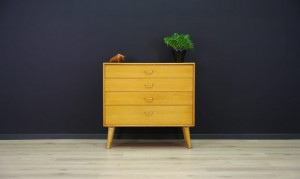 ASH CHEST OF DRAWERS SCANDINAVIAN DESIGN