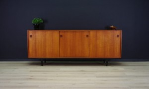 CLASSIC SIDEBOARD TEAK DANISH DESIGN RETRO 60/70