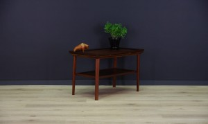 RETRO COUCHTISCH DANISH DESIGN TEAK CLASSIC