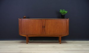 DANISH DESIGN SIDEBOARD TEAK VINTAGE RETRO