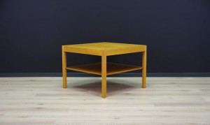 HANS J. WEGNER CLASSIC COFFEE TABLE ASH RETRO