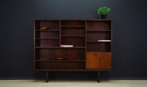 OMANN JUN DANISH DESIGN ROSEWOOD HIGHBOARD