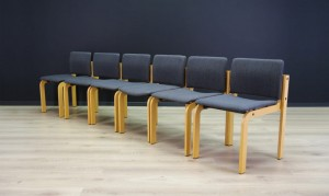 FRITZ HANSEN ORIGINAL CHAIRS VINTAGE RETRO
