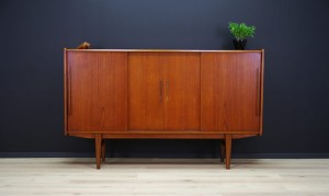 ES MOBLER HIGHBOARD DANISH DESIGN TEAK RETRO