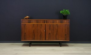 BROUER RETRO VINTAGE ROSEWOOD CABINET