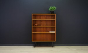 DANISH DESIGN BOOKCASE VINTAGE TEAK