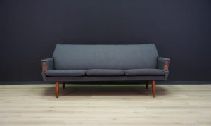 VINTAGE SOFA DANISH DESIGN RETRO 60 70 CLASSIC
