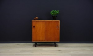 TEAK KOMMODE VINTAGE DANISH DESIGN RETRO 60/70