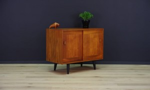 TEAK CLASSIC KOMMODE RETRO DANISH DESIGN 60/70