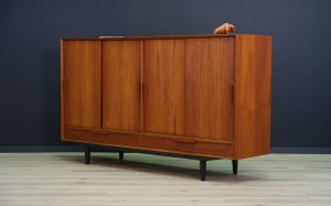 GUNNI OMANN HIGHBOARD DANISH DESIGN TEAK CLASSIC